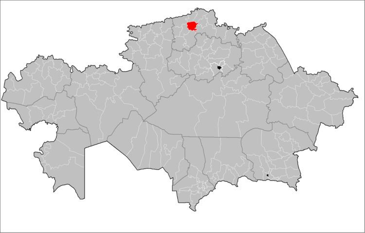 Esil District, North Kazakhstan Region