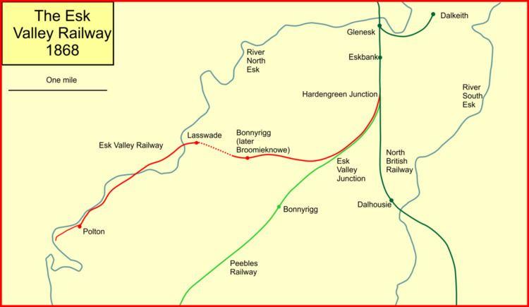 Esk Valley Railway (Scotland)