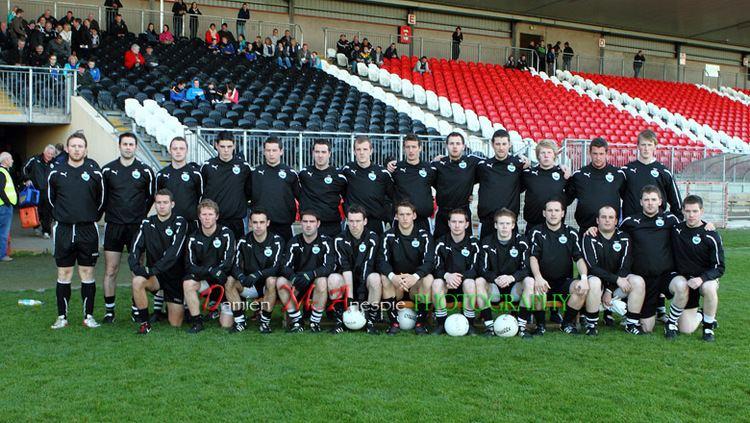 Eskra Eskra Vs Gortin 2012 Tyrone GAA Intermediate Championship Semi