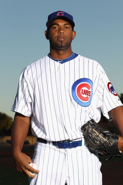 Esmailin Caridad Esmailin Caridad Photos Chicago Cubs Photo Day Zimbio