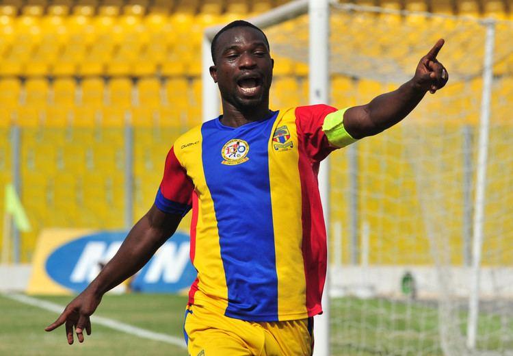 Esme Mends Esme Mends Osei Bonsu released by Hearts of Oak Ghanasoccernetcom