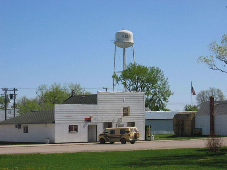 Esmond, North Dakota