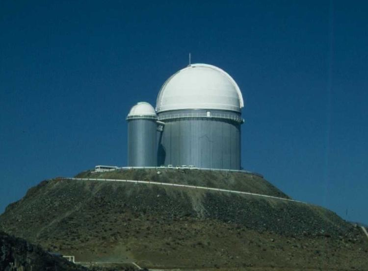 ESO 3.6 m Telescope Bill Keel39s Telescope Life List ESO La Silla