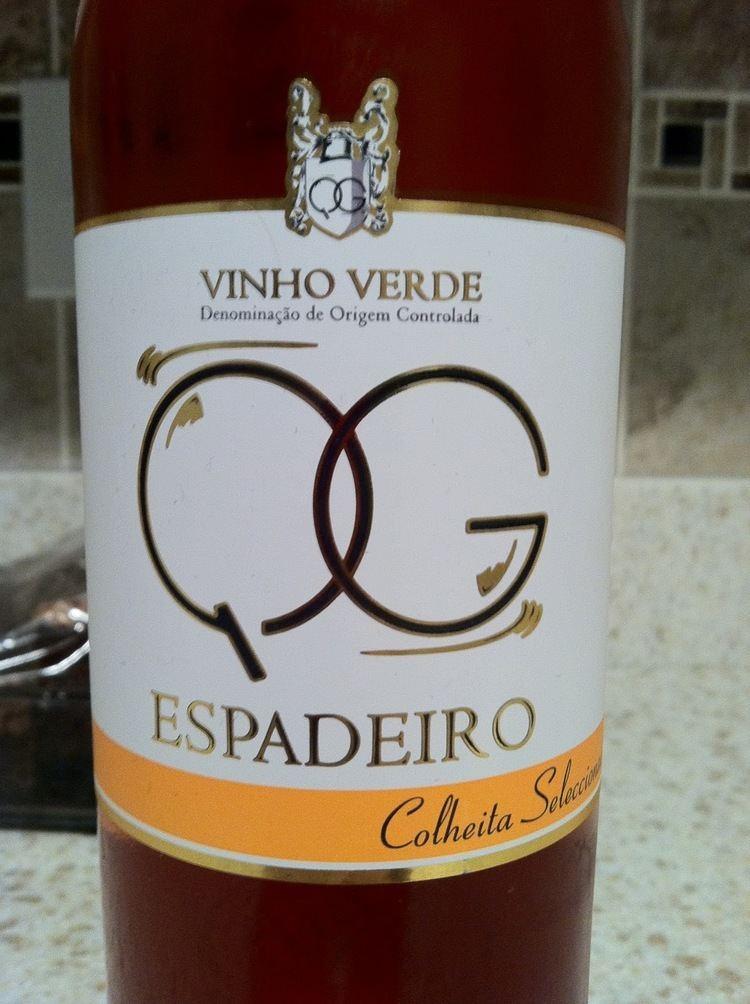 Espadeiro Fringe Wine Espadeiro Vinho Verde Portugal