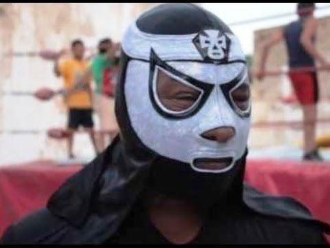 Espanto Jr. Espanto Jr Pentagn IUna de sus luchas en 1994 YouTube