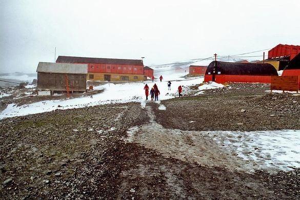 Esperanza Base Esperanza Base Antarctica Atlas Obscura