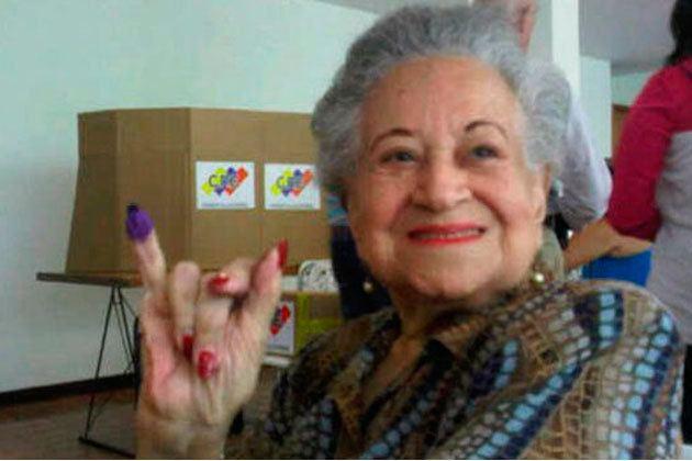 Esperanza Magaz Solicitan donantes de sangre para la primera actriz