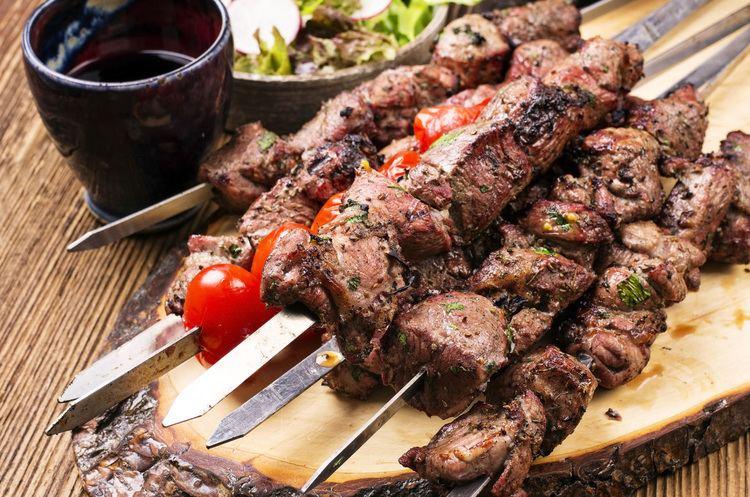 Espetada Wagyu Beef Espetada Woodview Wagyu beef