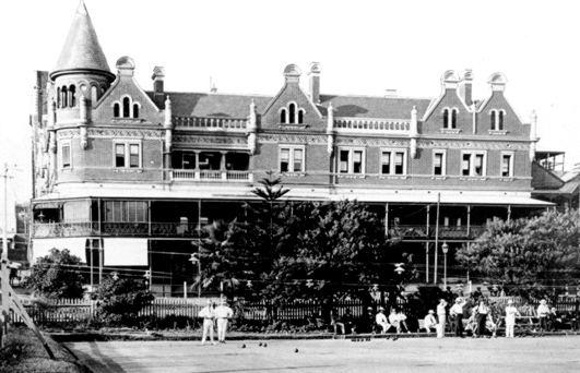 Esplanade Hotel, Perth