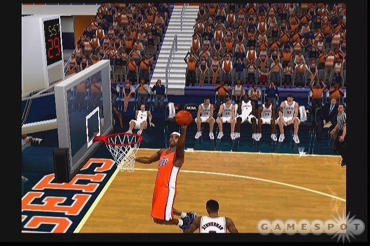ESPN College Hoops 2K5 ESPN College Hoops 2K5 HandsOn GameSpot