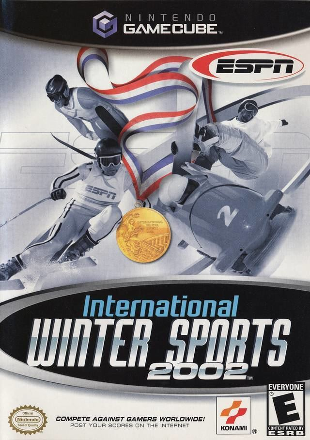 ESPN International Winter Sports 2002 ESPN International Winter Sports 2002 Box Shot for GameCube GameFAQs