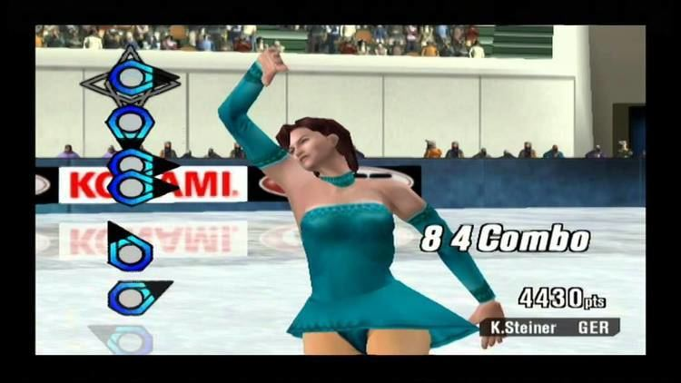 ESPN International Winter Sports 2002 ESPN International Winter Sports Gamecube Figure Skating 5585