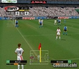 ESPN MLS GameNight ESPN MLS Gamenight ROM ISO Download for Sony Playstation PSX