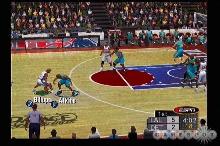 ESPN NBA 2K5 ESPN NBA 2K5 Review GameSpot