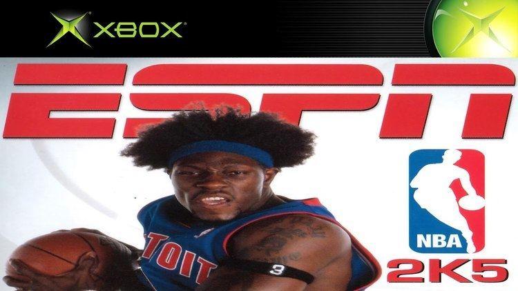 ESPN NBA 2K5 ESPN NBA 2K5 Xbox Gameplay Sega 2004 HD YouTube