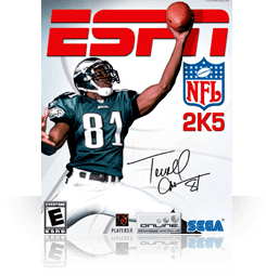 ESPN NFL 2K5 Games TakeTwo Interactive
