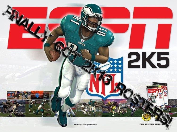 ESPN NFL 2K5 ESPN NFL 2K5 Finally Got The 2K13 Rosters YouTube