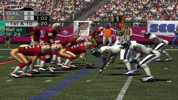 ESPN NFL 2K5 ESPN NFL 2K5 1080p HD PCSX2 YouTube