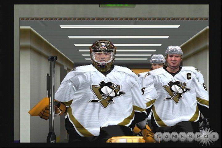 ESPN NHL 2K5 ESPN NHL 2K5 Review GameSpot