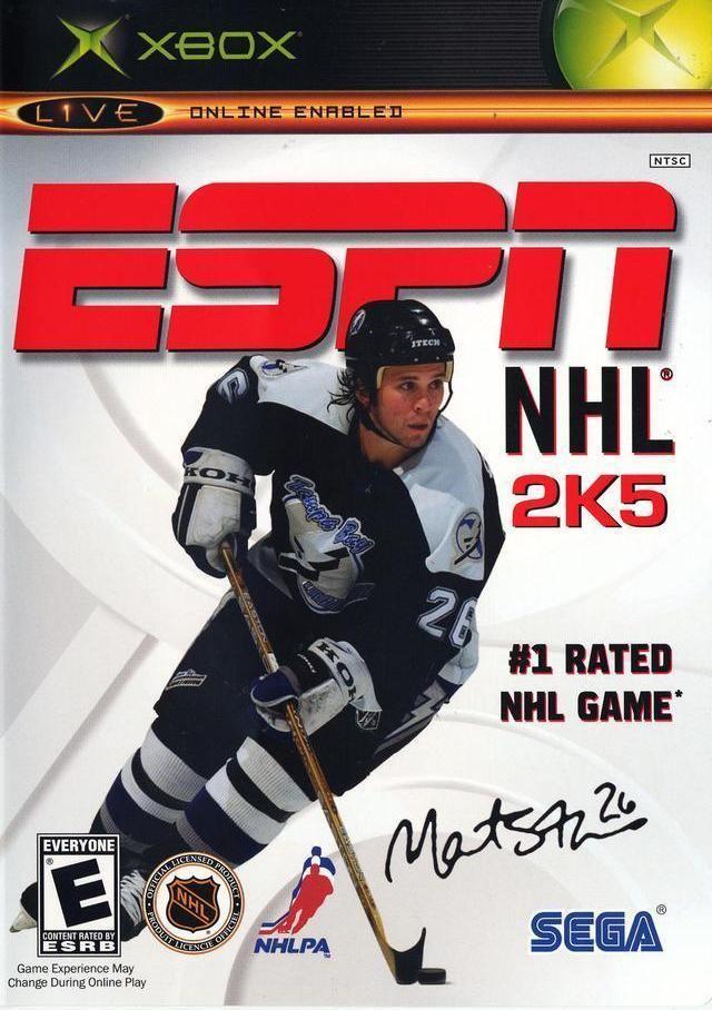 ESPN NHL 2K5 ESPN NHL 2K5 Box Shot for Xbox GameFAQs