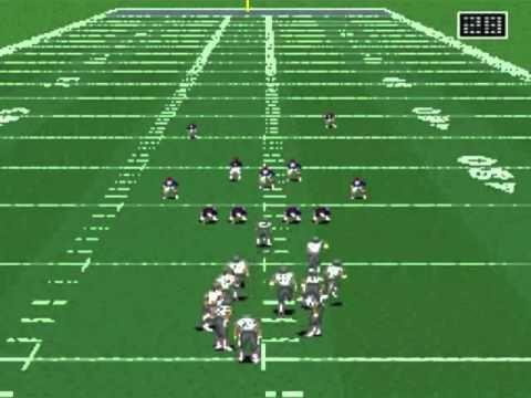 ESPN Sunday Night NFL Super Nintendo Entertainment System ESPN Sunday Night NFL USA