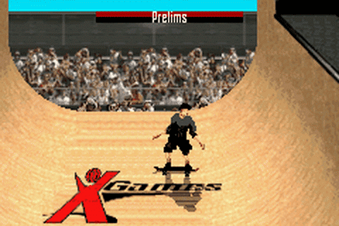 ESPN X Games Skateboarding Play ESPN XGames Skateboarding Nintendo Game Boy Advance online