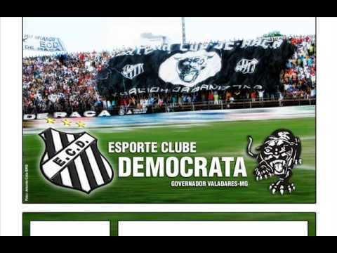 Esporte Clube Democrata Hino do Esporte Clube Democrata de Governador Valadares Instinto