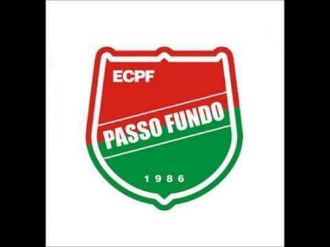 Esporte Clube Passo Fundo Hino do Esporte Clube Passo FundoRS YouTube