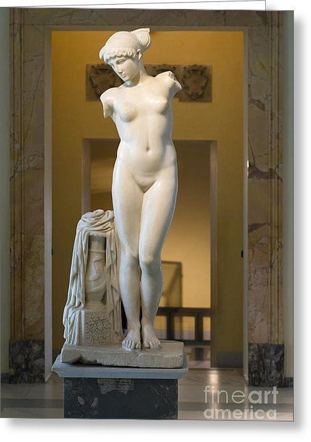 Esquiline Venus Statue Of The Esquiline Venus Photograph by Roberto Morgenthaler