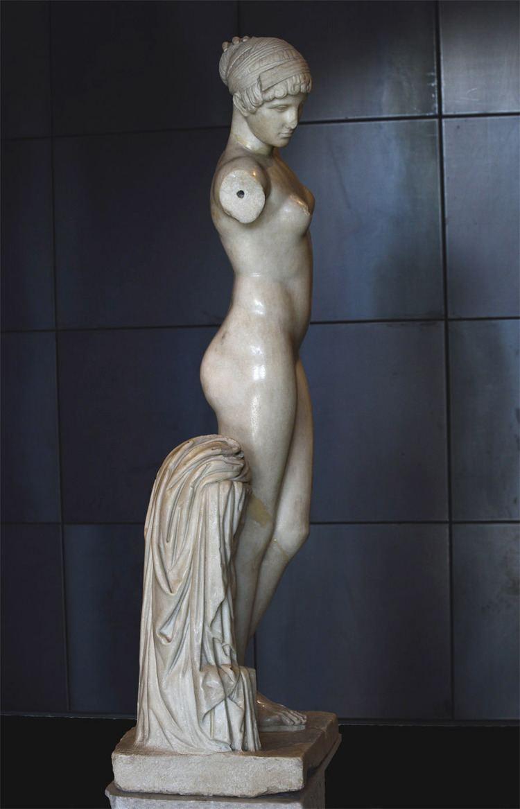Esquiline Venus Esquiline Venus Rome Capitoline Museums Palazzo Nuovo Musei