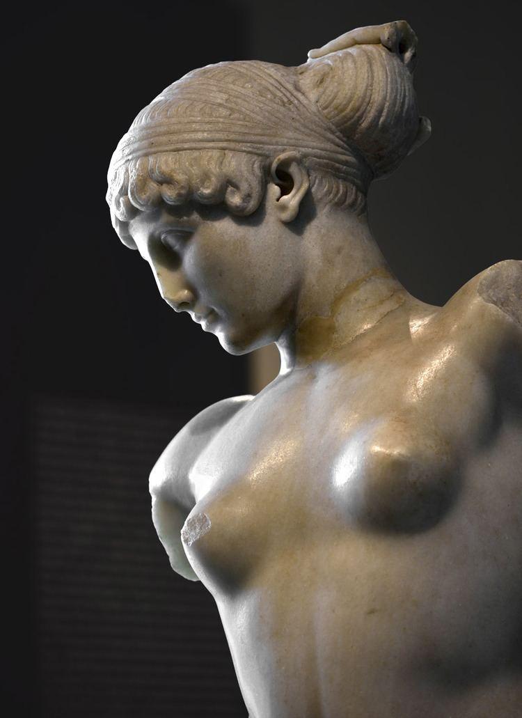 Esquiline Venus Esquiline Venus closeup Rome Capitoline Museums Palazzo Nuovo