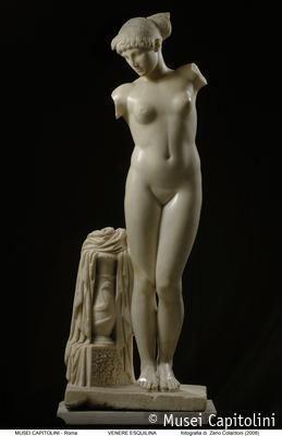 Esquiline Venus Esquiline Venus Musei Capitolini