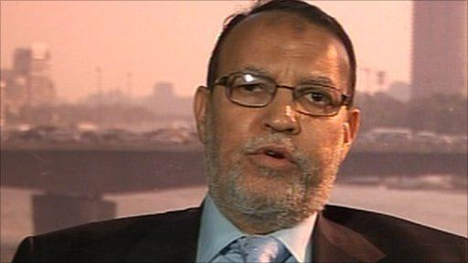 Essam el-Erian BBC News Hardtalk Essam El Erian Egypt39s 39old regime
