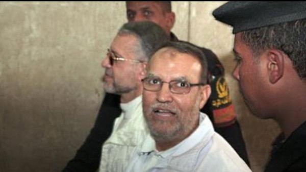 Essam el-Erian Muslim Brotherhood leader Essam elErian arrested in Cairo