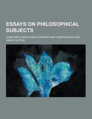 Essays on Philosophical Subjects t0gstaticcomimagesqtbnANd9GcSNxyvH3JM36RDhR