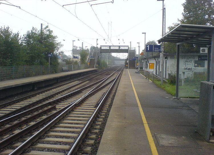 Essen-Dellwig station