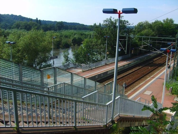 Essen-Holthausen station