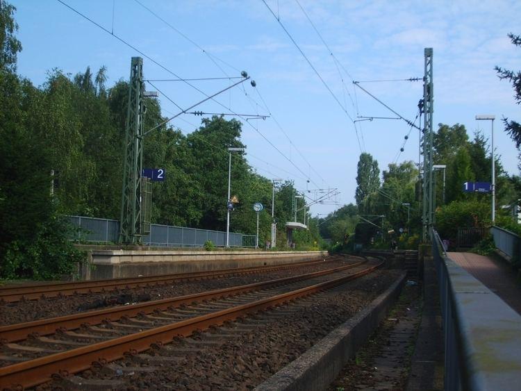 Essen-Horst station