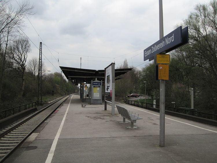 Essen Zollverein Nord station