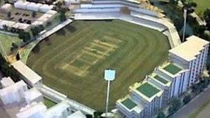 Essex County Cricket Club Essex County Cricket Club signs ground redevelopment deal BBC News