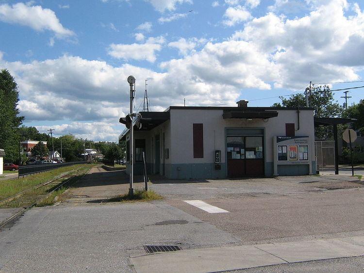 Essex Junction station