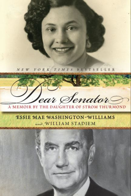 Essie Mae Washington-Williams Mixed Race Studies Essie Mae WashingtonWilliams