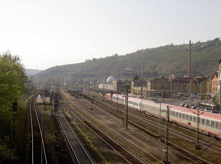 Esslingen (Neckar) station