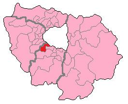 Essonne's 5th constituency
