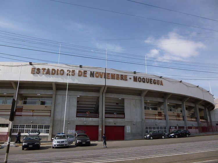 Estadio 25 de Noviembre