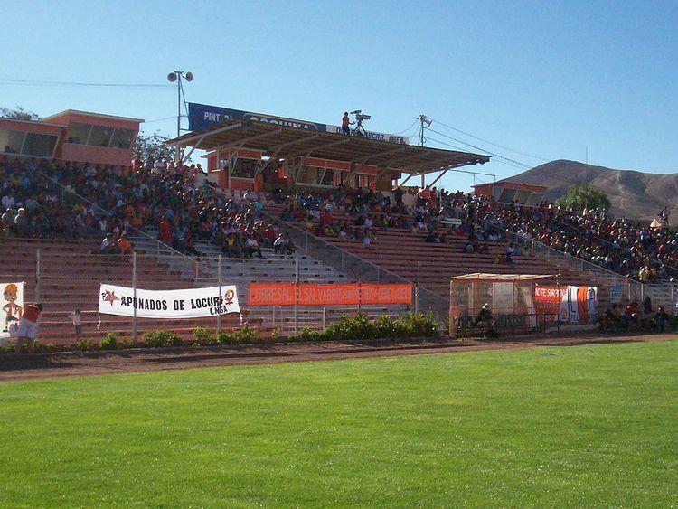 Estadio El Cobre de El Salvador