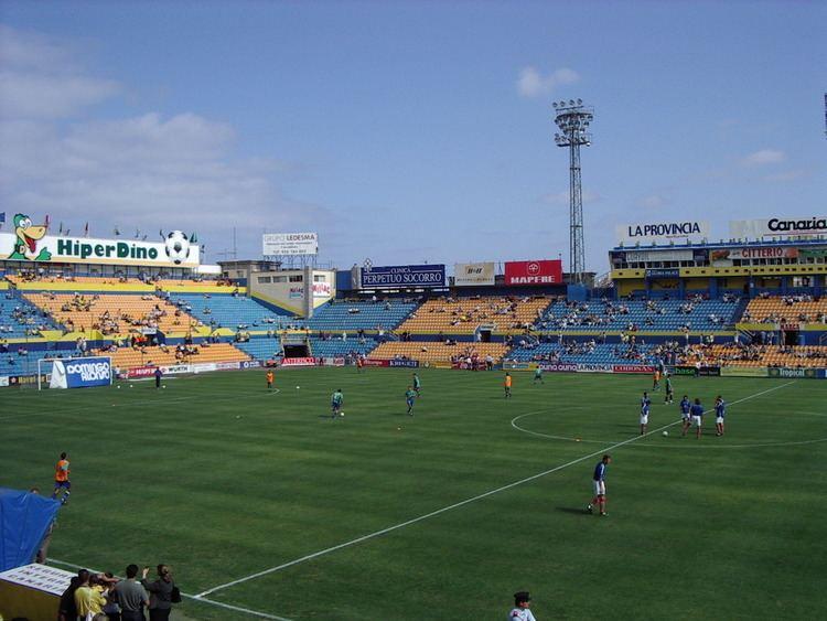 Estadio Insular httpsuploadwikimediaorgwikipediacommonsee