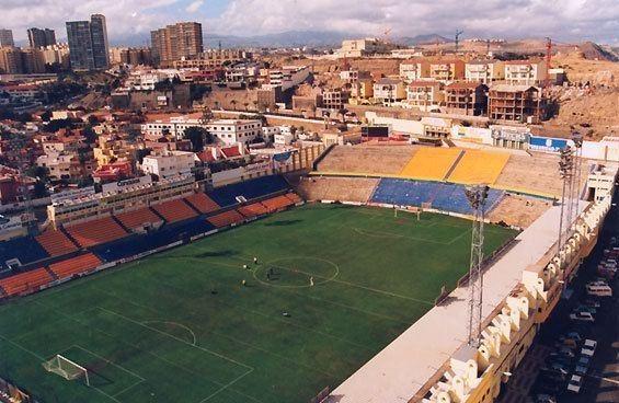 Estadio Insular Estadio Insular udlaspalmasNET