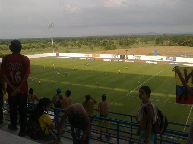 Estadio Jaraguay