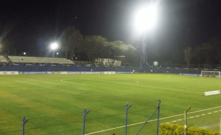 Estadio Luis Alfonso Giagni HOY El Luis Alfonso Giagni habilitado para 8vos